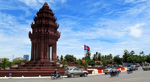 Top destination phnompenh