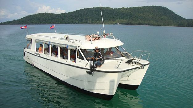 Standard cover photo speed ferry cambodia pricess boat
