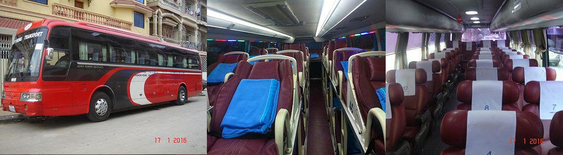 Standard meyhong bus bookmebus
