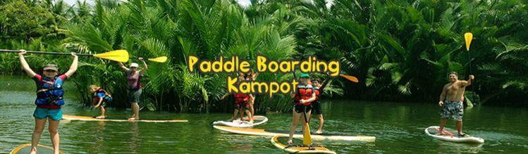 Standard paddle boarding subasia kampot compressor