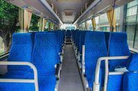 Medium psd xpress bus seats