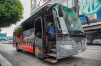 Medium psd xpress bus